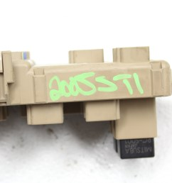 2005 2007 subaru impreza wrx sti under dash fuse box panel factory oem 05 07 [ 1920 x 1280 Pixel ]