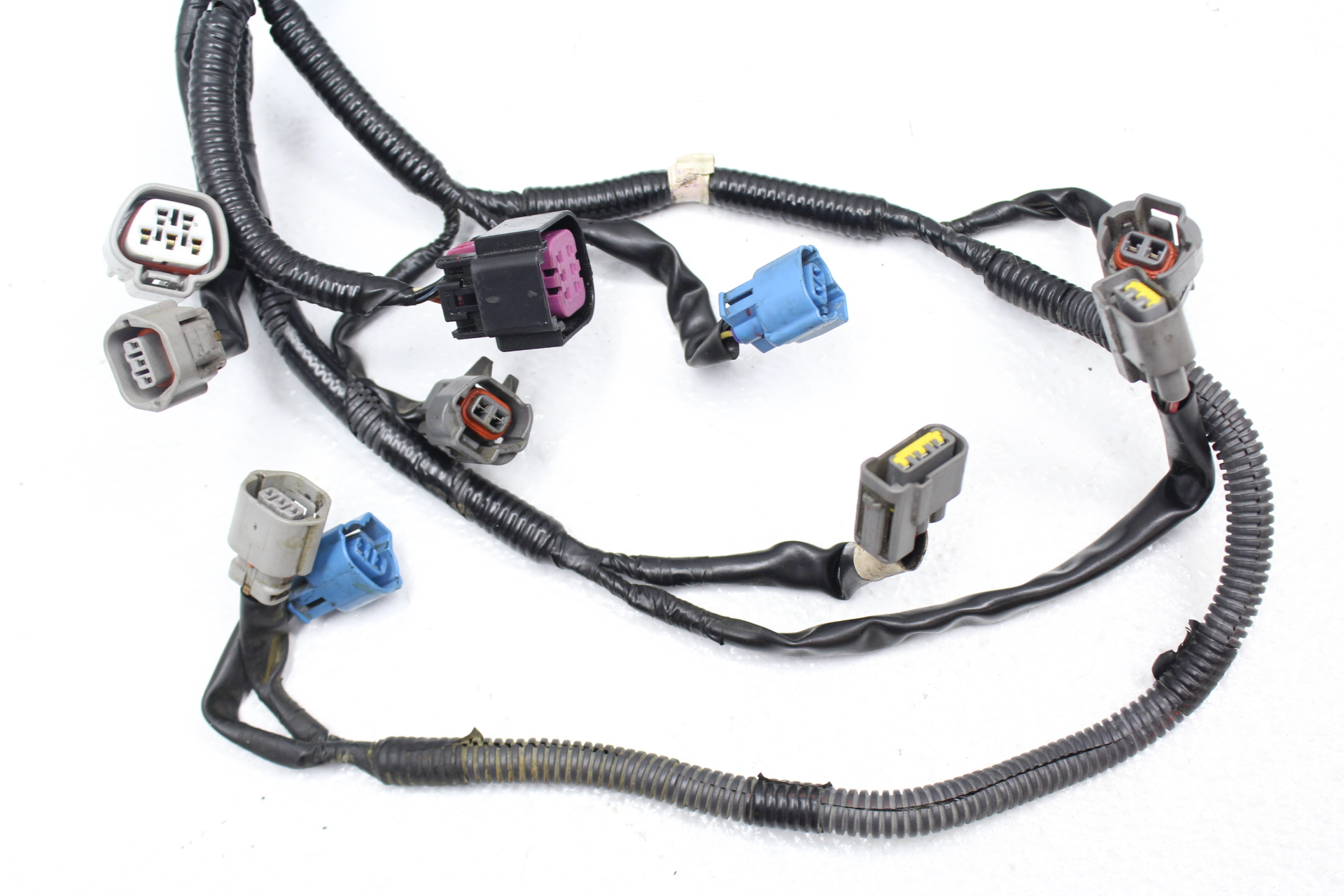 2008-2014 SUBARU WRX STI ENGINE MOTOR WIRE WIRING HARNESS