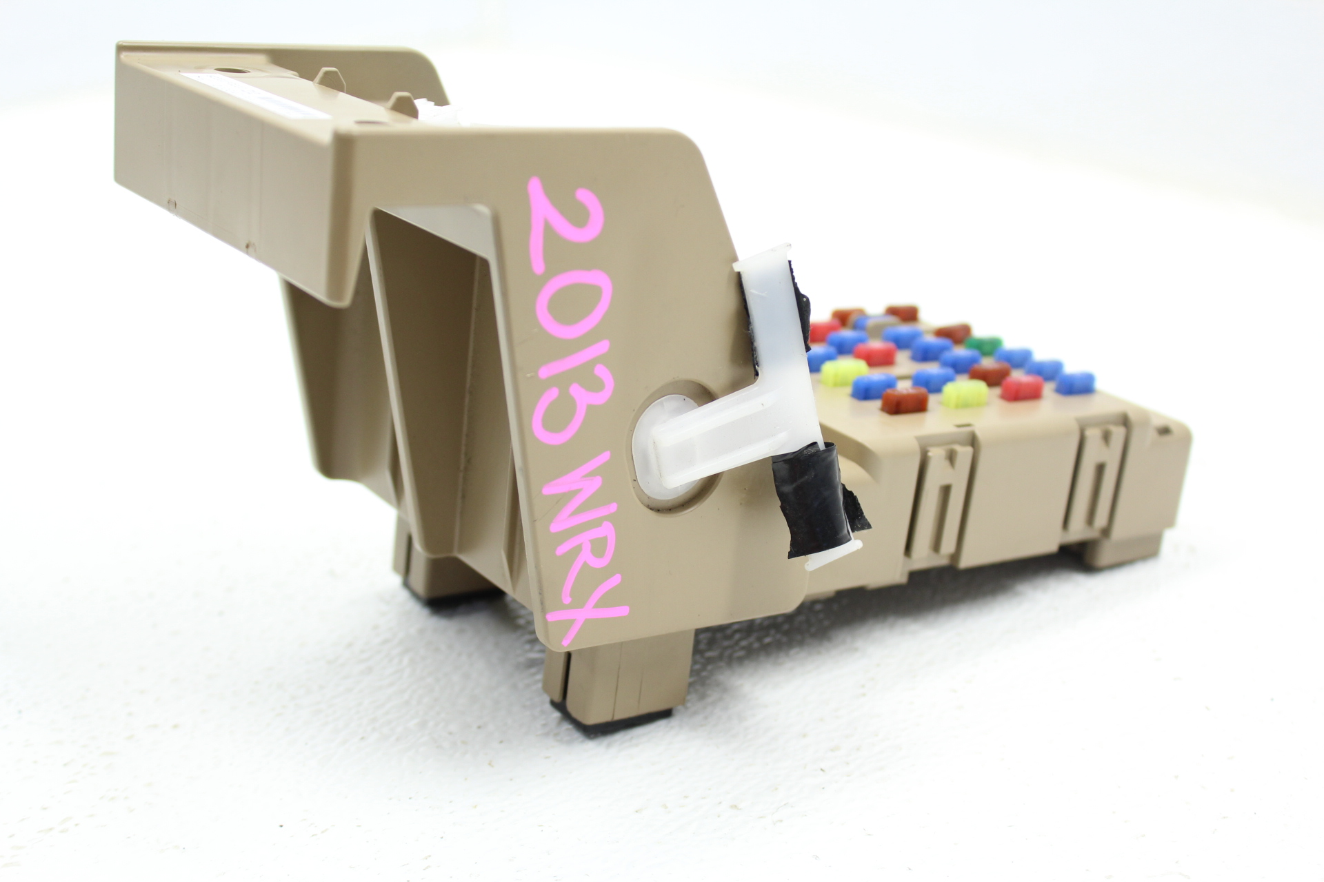 hight resolution of 2008 2014 subaru impreza wrx sti interior fuse box panel oem factory 08