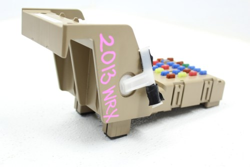 small resolution of 2008 2014 subaru impreza wrx sti interior fuse box panel oem factory 08