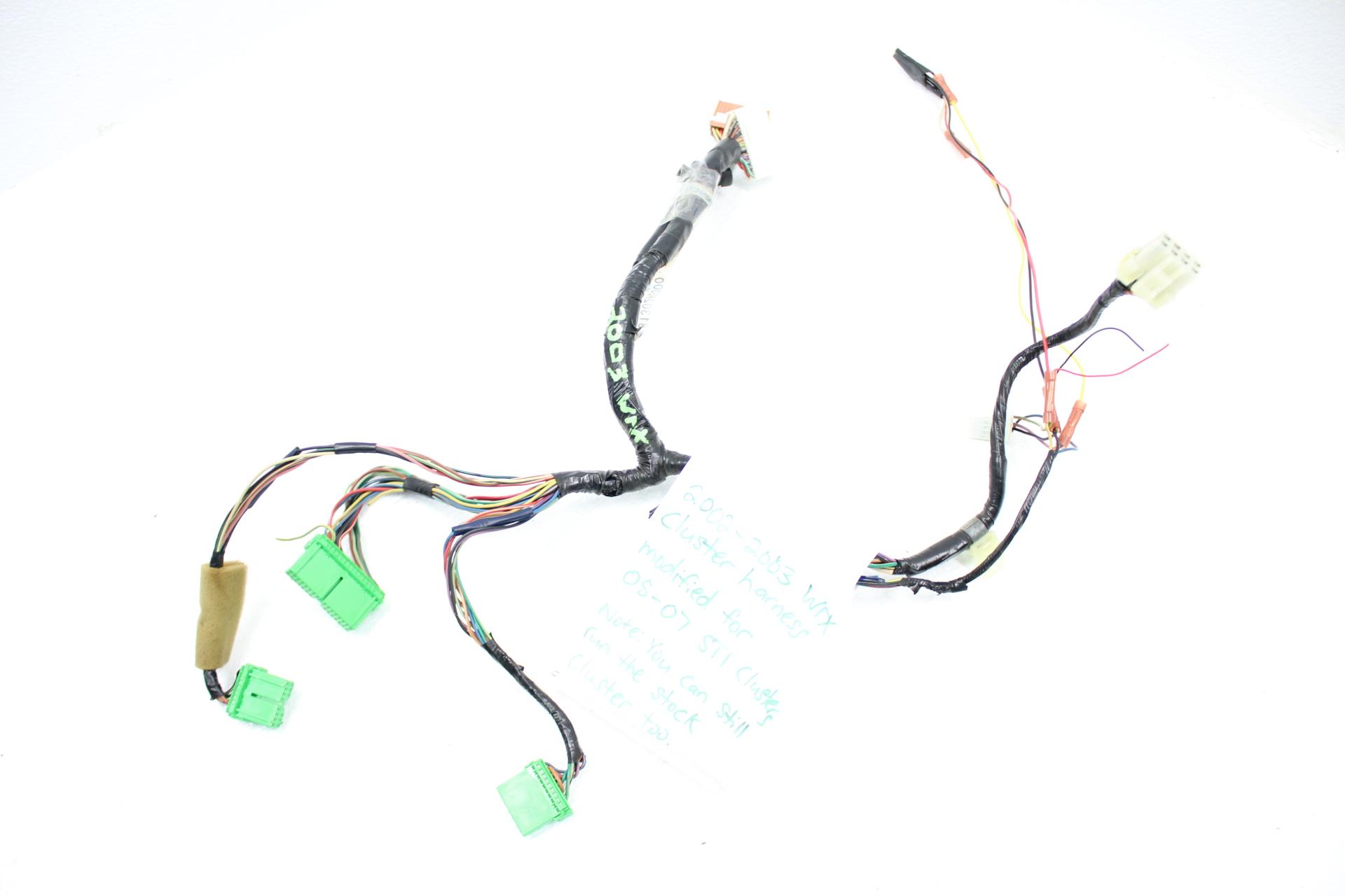 hight resolution of  subaru alternator ecu wiring subieautoparts com on subaru stereo wiring connectors subaru alternator