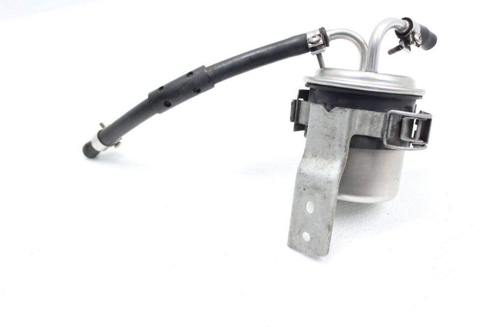 medium resolution of 2002 2005 subaru impreza wrx fuel filter retainer holder oem factory 02 05