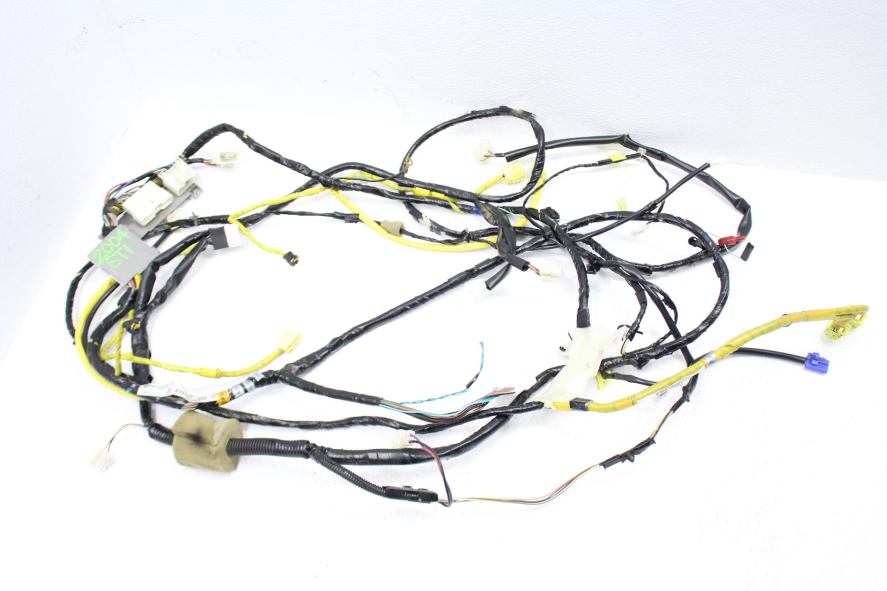 hight resolution of 2004 2005 subaru impreza wrx sti interior floor seat wiring harness