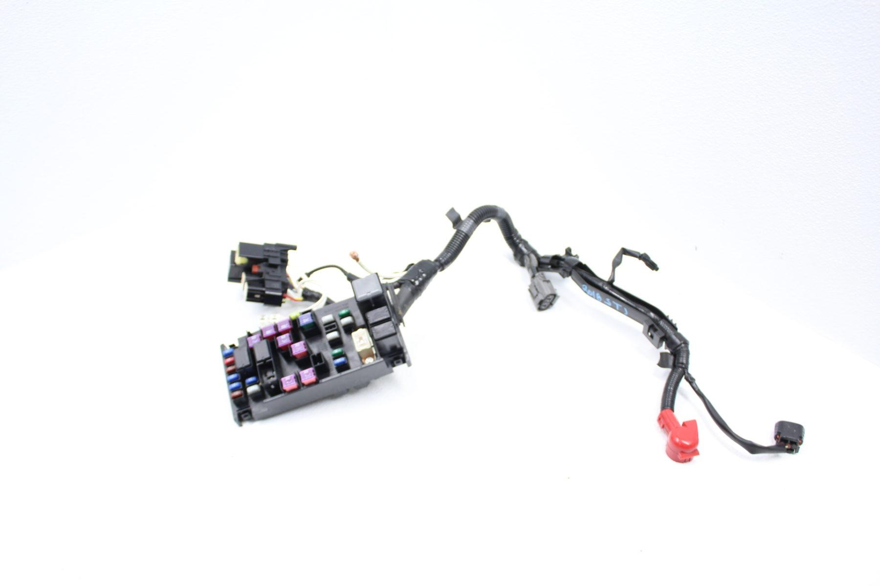 hight resolution of 2017 2018 subaru impreza wrx sti fuse box relay panel wire wiring harness