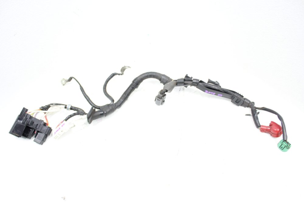 medium resolution of 2008 2014 subaru impreza wrx sti alternator battery terminal wiring harness