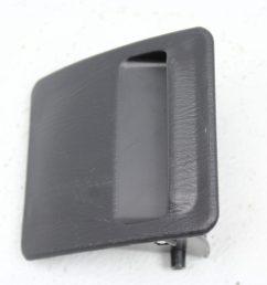 2004 2007 subaru wrx sti interior under dash fuse box cover panel fuse box cover panel [ 1800 x 1200 Pixel ]