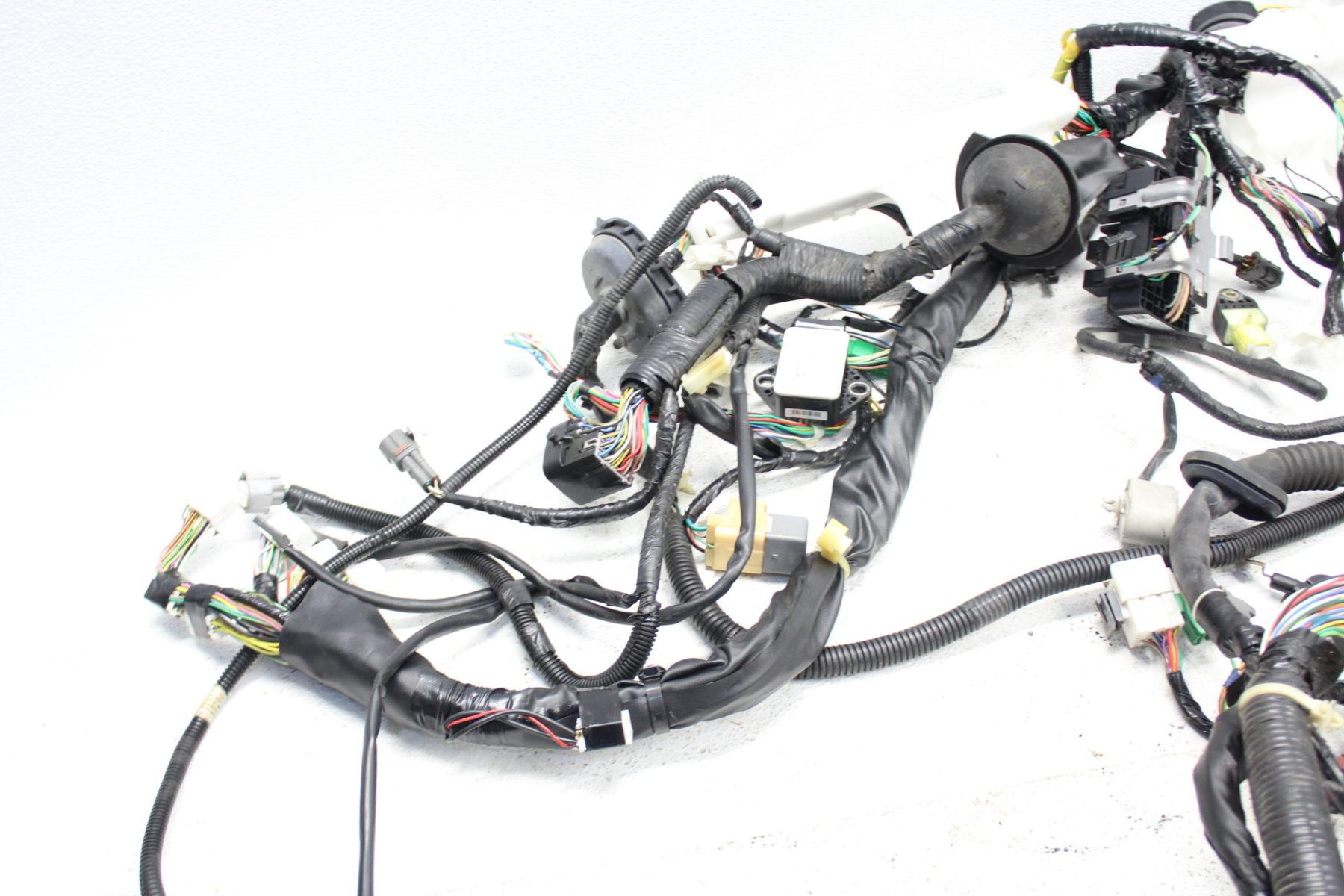 11-14 2011-2014 SUBARU IMPREZA WRX STI DASH BOARD WIRING
