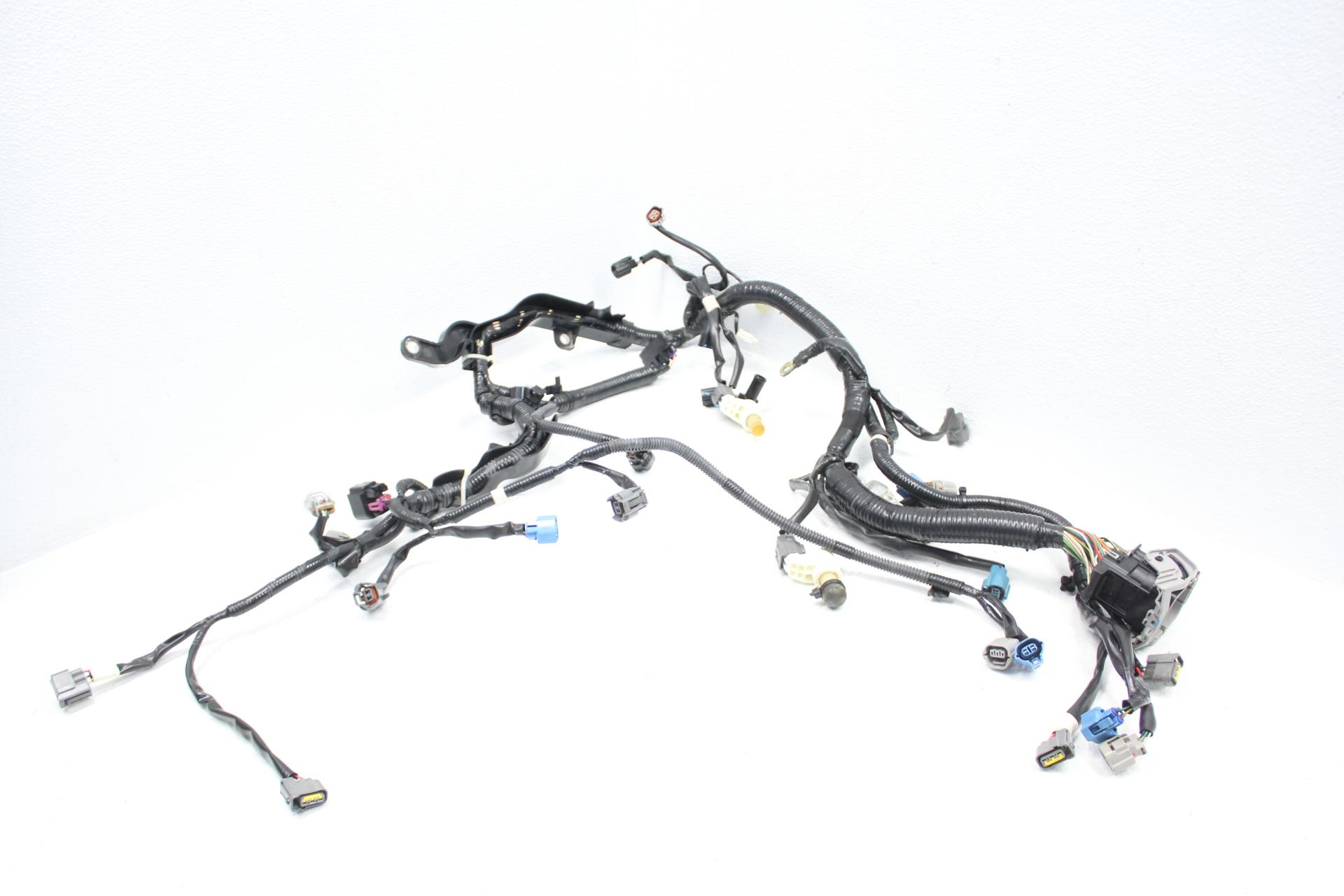 08-14 2008-2014 SUBARU WRX STI ENGINE WIRE WIRING HARNESS