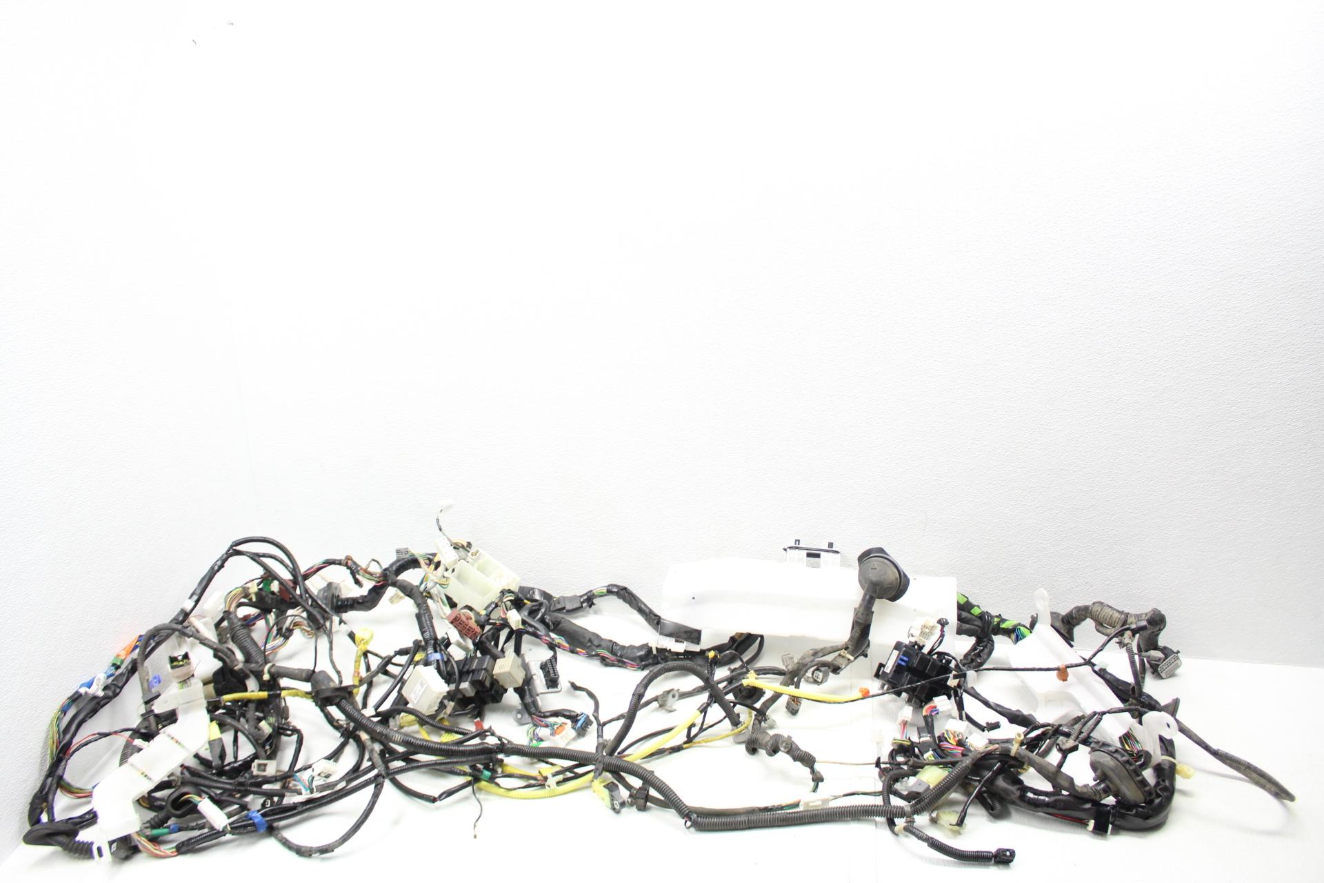ECU/Wiring