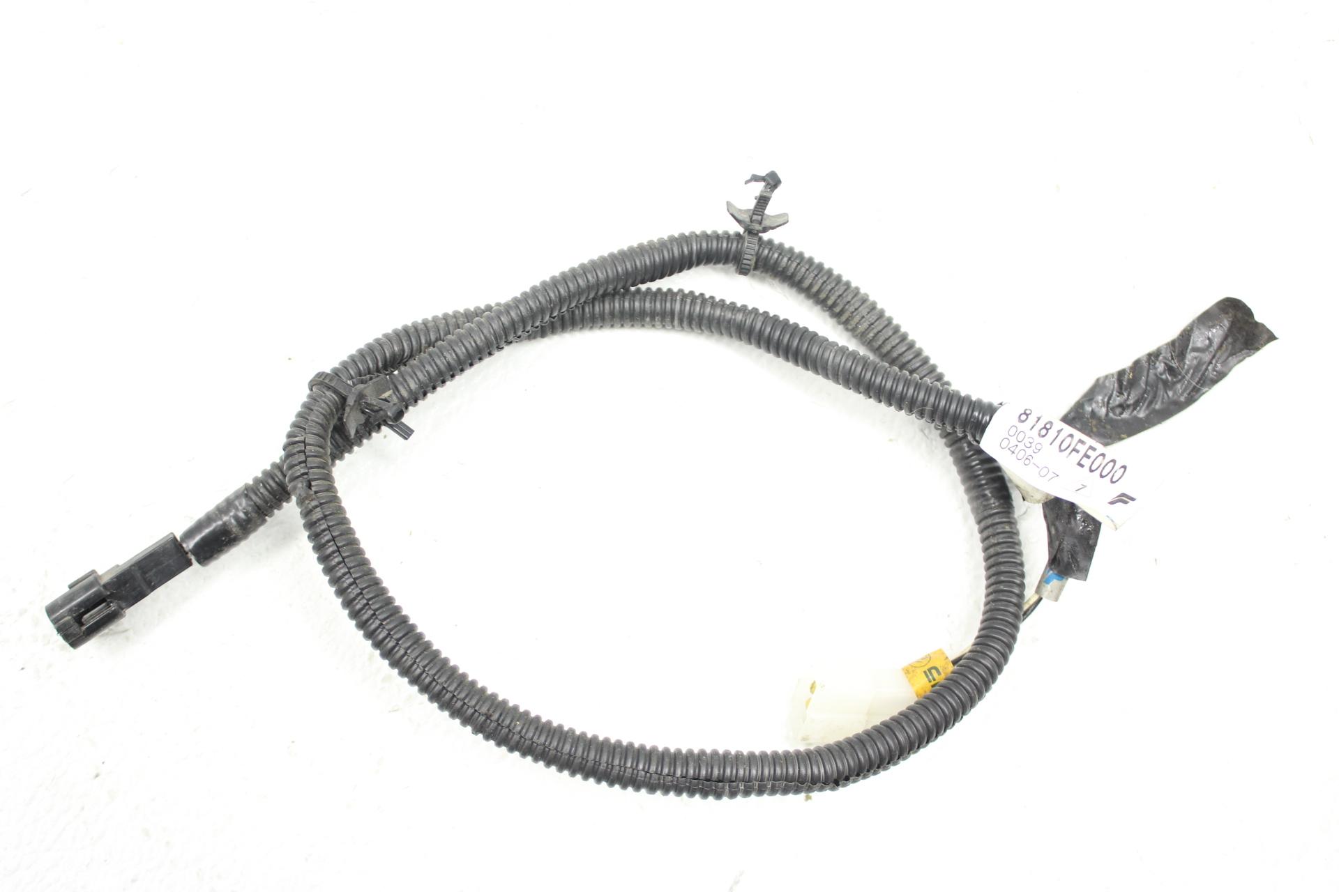 Subaru Wrx Amp Sti Trunk Cord Rear Floor Wiring
