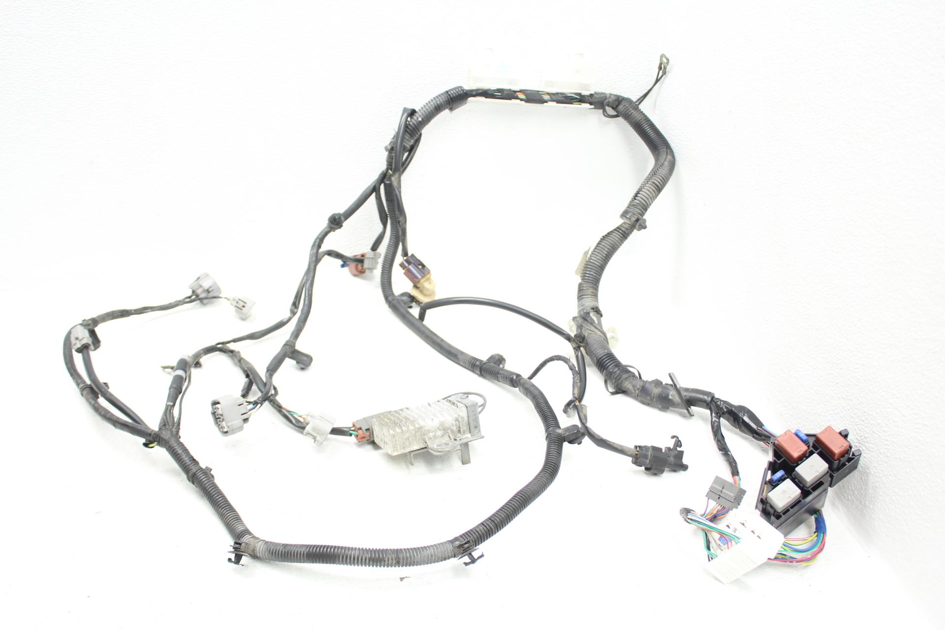 11 Subaru Wrx Amp Sti Front Chassis Wire Wiring Harness
