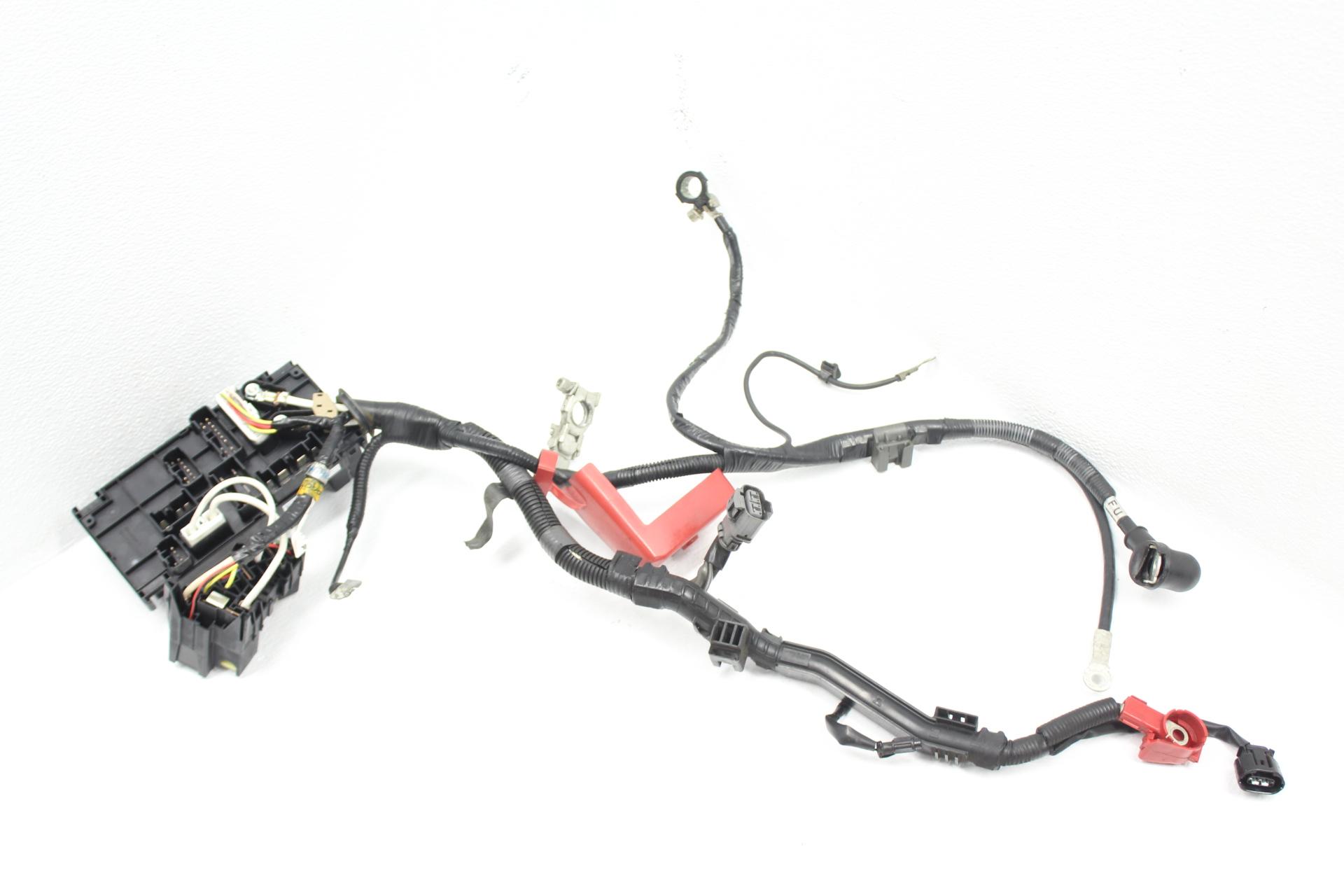 2015-2020 SUBARU WRX STI BATTERY CABLE HARNESS OEM