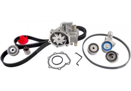Gates TCKWP328SF Timing Belt Component Kit w/ Water Pump