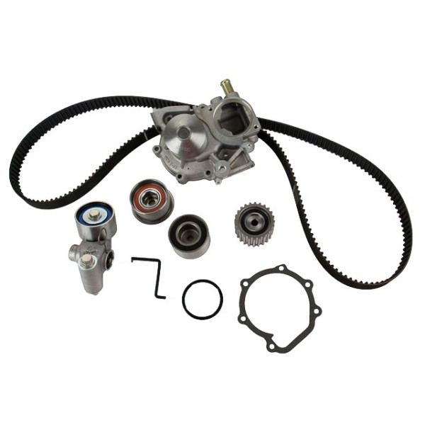 Gates TCKWP304 Timing Belt Component Kit w/ Water Pump