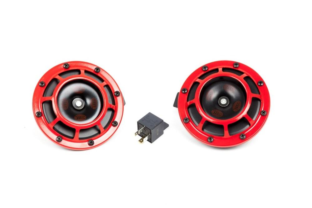medium resolution of hella supertone horn kit