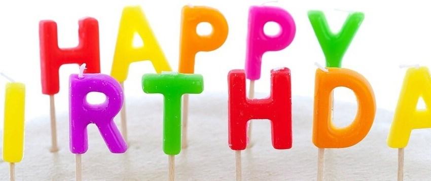 Happy Birthday EOV