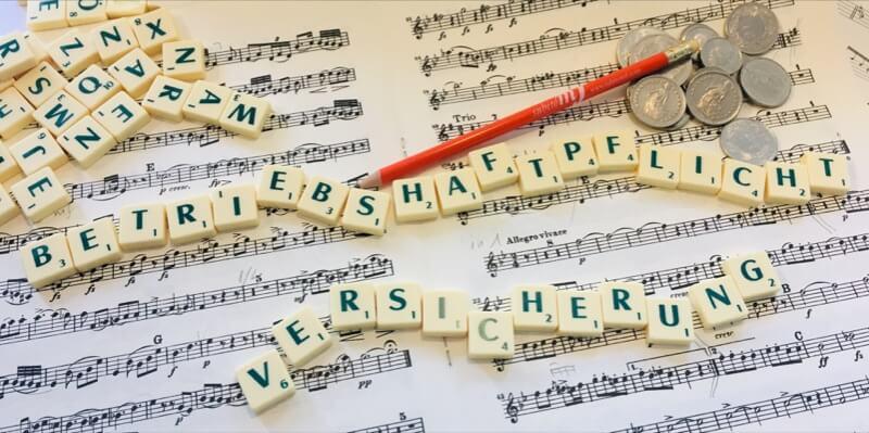 Die Betriebshaftpflichtversicherung – für Musiker sinnvoll oder nicht?