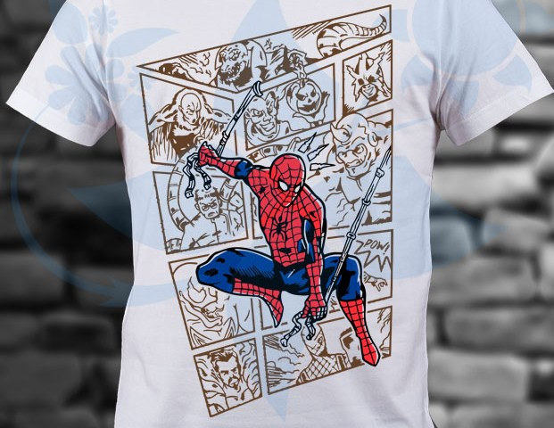 Spiderman-comic