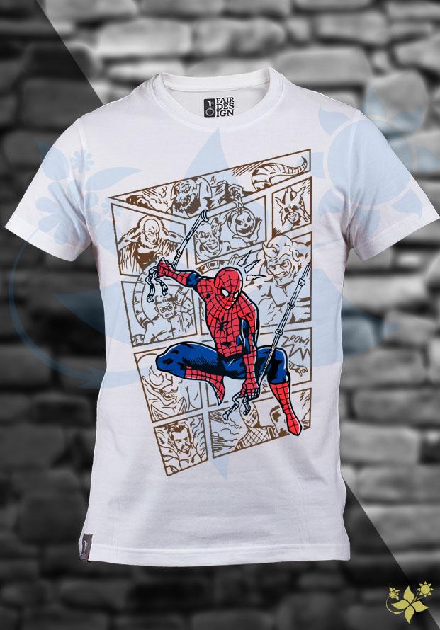 Spiderman-comic