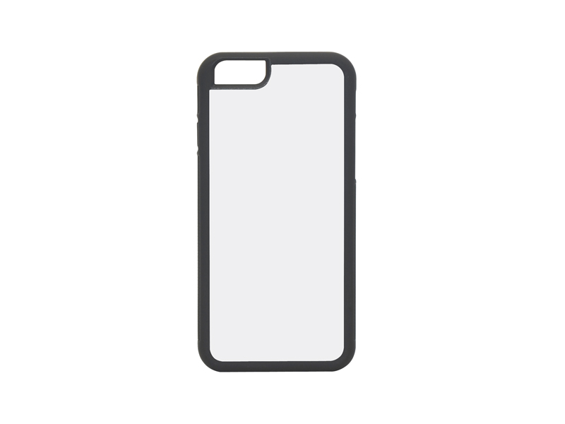 Plastic Cover for iPhone 6/6S Black (10pcs/pack