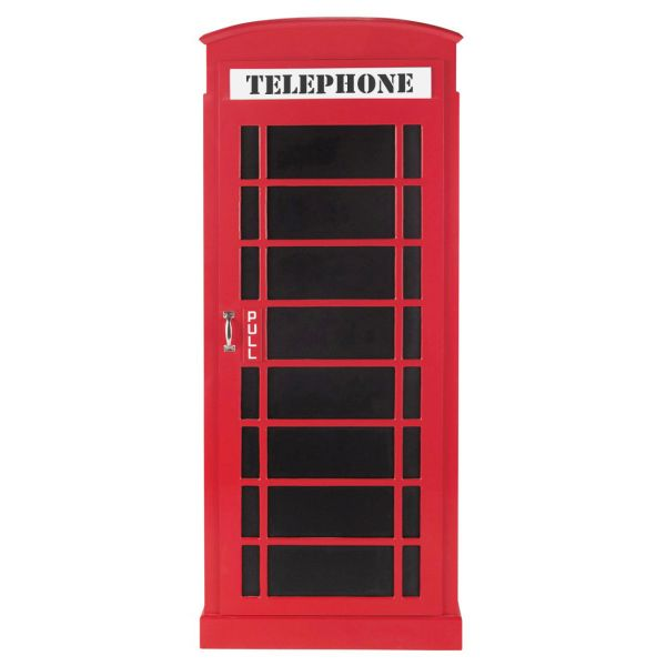 TELEPHONE BOOTH WARDROBE