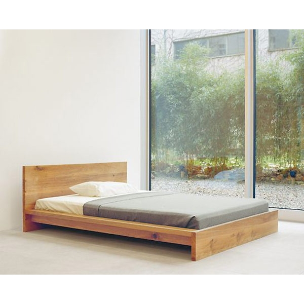 SIMPLE DOUBLE BED – KING SIZE
