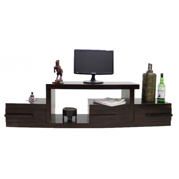 Three Drawer Entertainment Unit