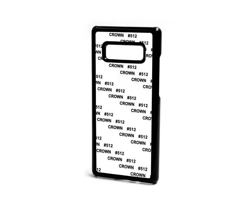 2D PC cases for Samsung Galaxy Note 8 for sublimation