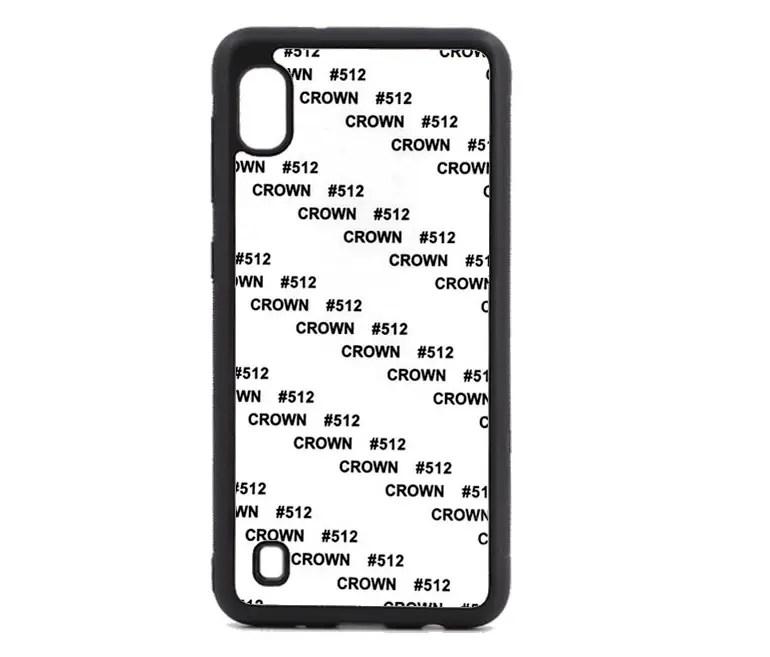 Carcasas 2D flexibles para Samsung Galaxy A10 para sublimacion