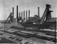 Sublunar Photography: Sloss Furnaces