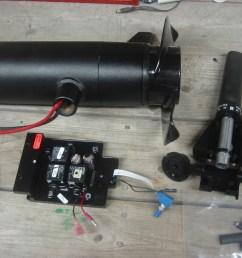 wiring the minn kota thrusters [ 1024 x 768 Pixel ]