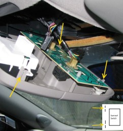 2006 cadillac sts sunroof wiring diagram wiring diagram centre2006 cadillac sts sunroof wiring diagram how to [ 1280 x 933 Pixel ]