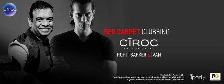 Red carpet clubbing