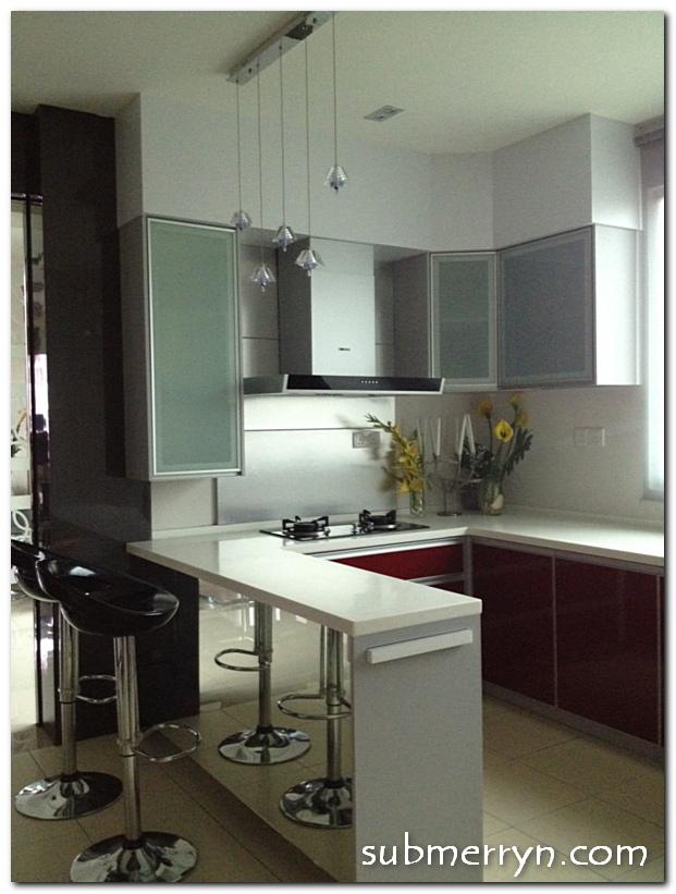 Modern Kitchen Design Malaysia