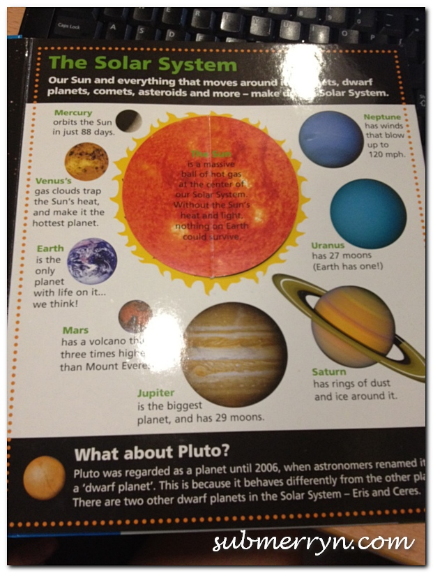 How to Remember the Order of the Planets in our Solar ...