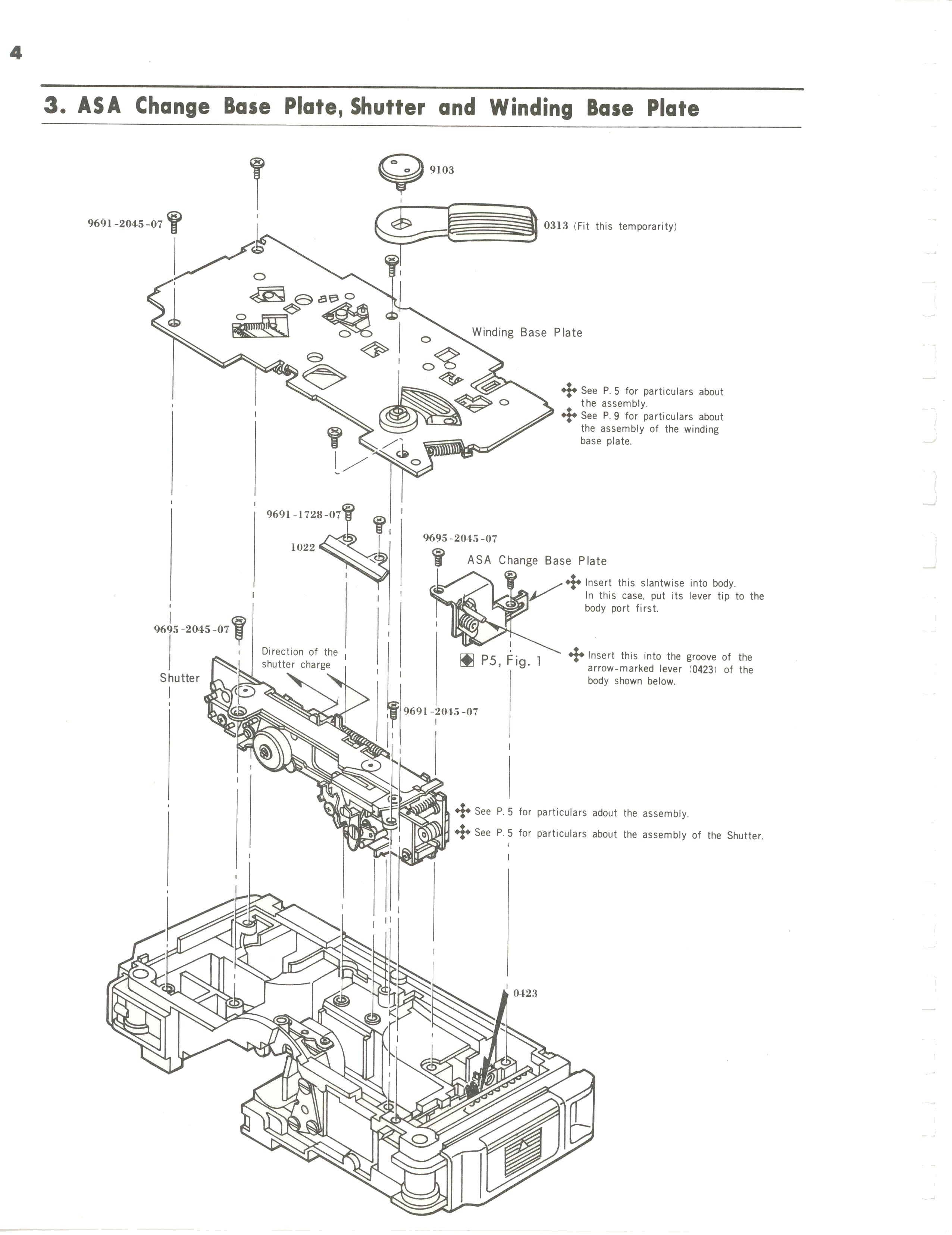 Minolta 110 Zoom SLR brochure