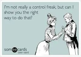 Controlling Me