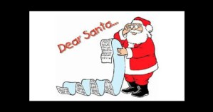 It's the 5th – Christmas List