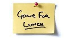 2. Naughty Lunchbreak