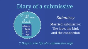 Diary of a Submissive Wife