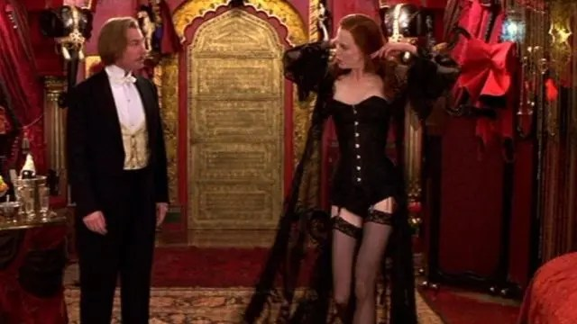 Scene from Moulin Rouge