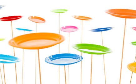 Spinning Plates - time for me
