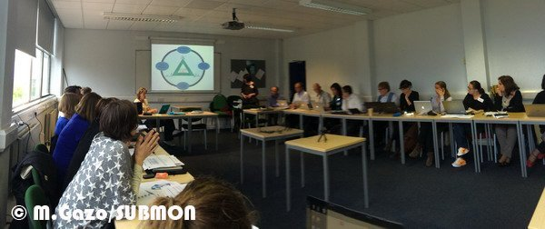 Sea Change meeting in Plymouth