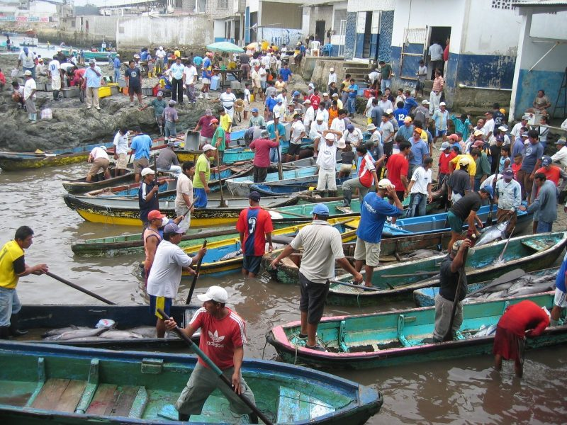 Small-scale fisheries in Ecuador