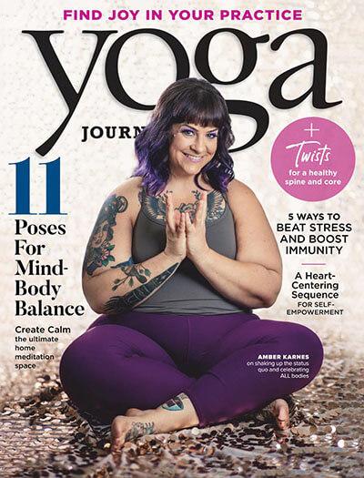 Yoga Journal | Yoga Journal Magazine | Yoga Journal Magazine Subscription