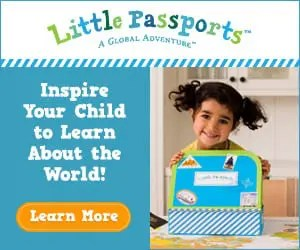 Little Passports Subscription box