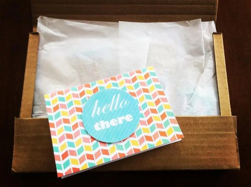 My tea box canada monthly subscription box