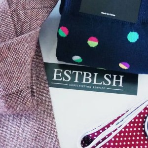 Estblsh subscription box items december