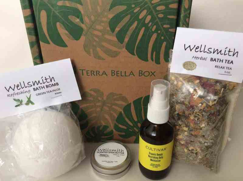 Terra Bella Subscription Box – March 2017 Review