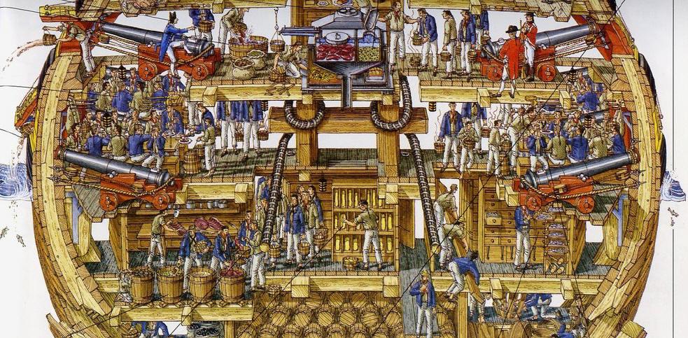 紀錄片 - Ancient Discoveries 古代超級戰船 (cutaway pics) - 軍事貼圖 - 軍事討論 - 香港討論區 Discuss.com.hk - 香討.香港 ...